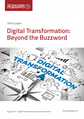 Digital Transformation: Beyond the Buzzword